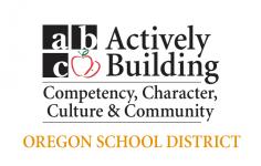 Logo of Oregon School District Moodle
